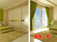 Hotelzimmer Vergleich